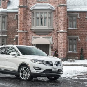 2016 Lincoln MKC Cold Weather