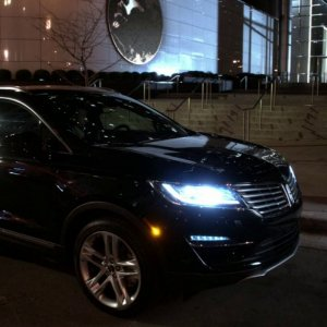Lincoln MKC in Empire